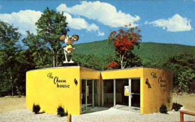 Cheese House, circa 1969