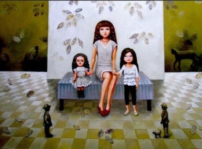 Family by Piedrahita