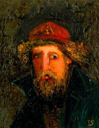 Self-Portrait by Ilya Shevel
