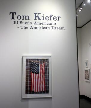 El Sueno Americano at the Fuller Craft Museum