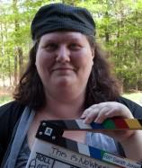 Tracy Cring - Editor. Copyright Artful Vagabond Productions.